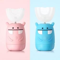 韓國 Hyundai 兒童智能U型電動牙刷