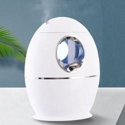 日本 Tsk 可視水箱夜燈香薰加濕器