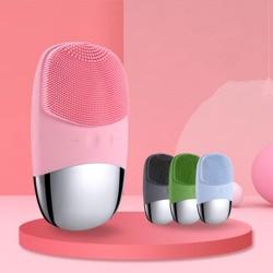韓國 JK電動矽膠洗臉儀超聲波毛孔清潔器