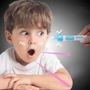 Tali 兒童電動發光掏耳勺